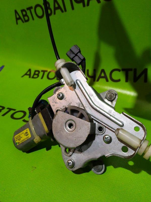 Мотор стеклоподъемника Chevrolet Captiva C140 LE9 2014 задний левый (б/у)