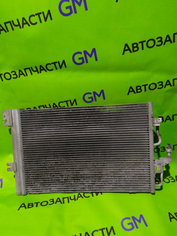 Радиатор кондиционера Opel Astra L69 Z16XER 2008 (б/у)