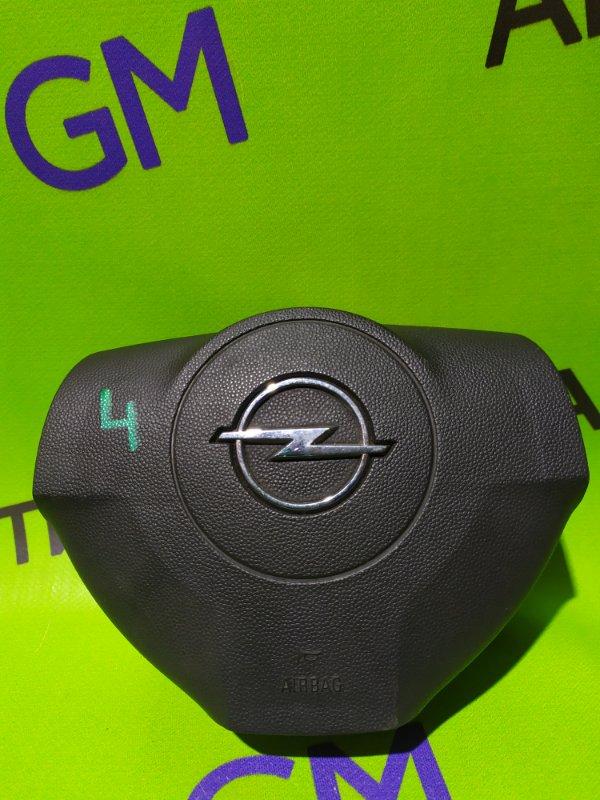 Аирбаг на руль Opel Astra L69 Z16XER 2008 (б/у)