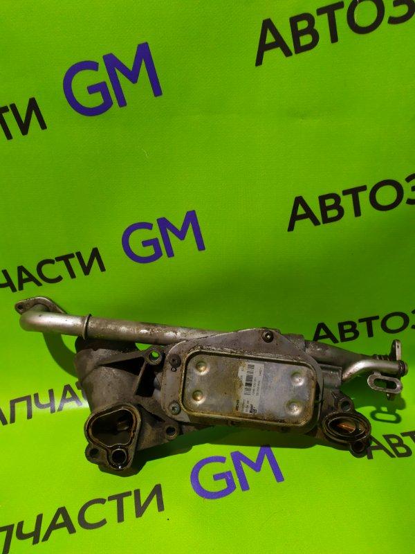 Корпус теплообменника Opel Astra L69 Z16XER 2008 (б/у)