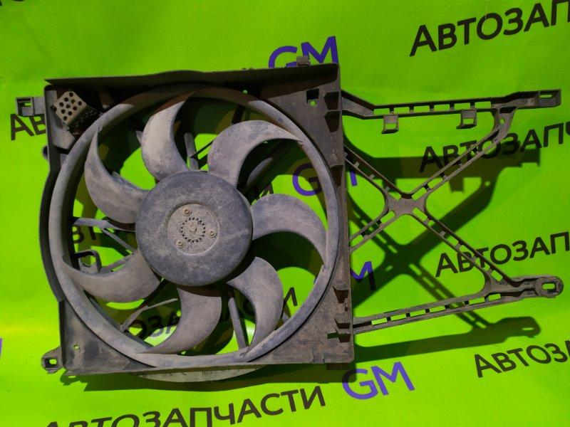 Вентилятор радиатора Opel Astra L69 Z16XER 2008 (б/у)