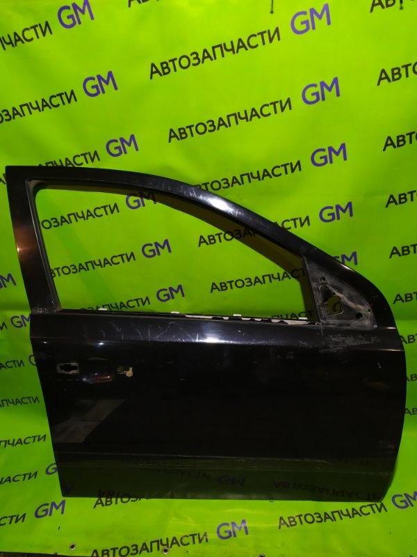 Дверь Opel Astra L69 Z16XER 2008 передняя правая (б/у)