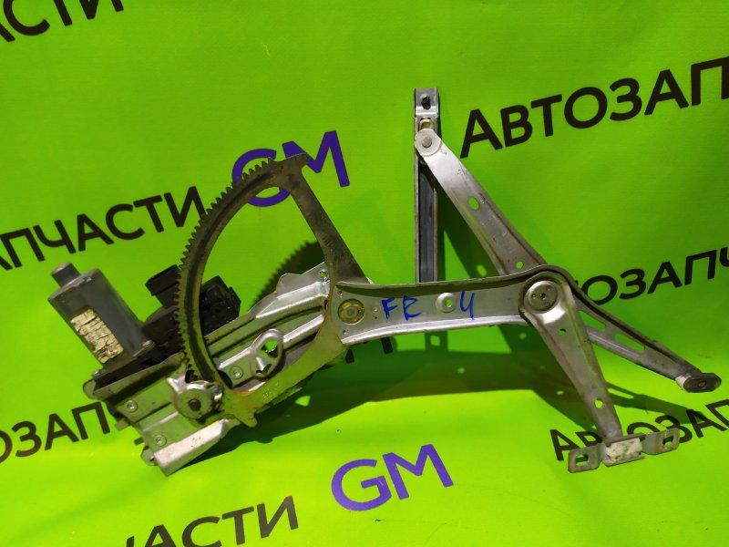 Механизм стеклоподъемника Opel Astra L69 Z16XER 2008 передний правый (б/у)