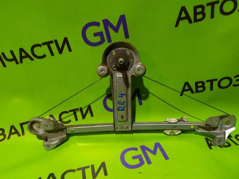 Механизм стеклоподъемника Opel Astra L69 Z16XER 2008 задний правый (б/у)
