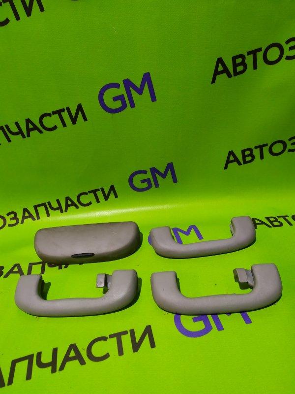 Ручка внутренняя потолочная Opel Astra L69 Z16XER 2008 задняя правая (б/у)