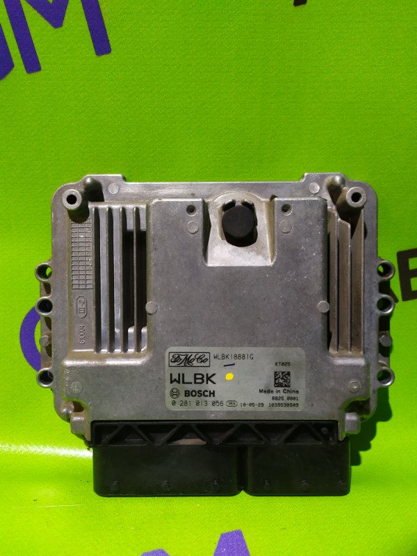 Блок управления двигателем Ford Ranger ES WLAT 2010 (б/у)