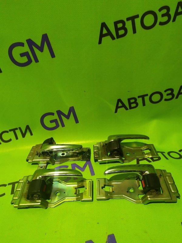 Ручка двери внутренняя Ford Ranger ES WLAT 2010 задняя правая (б/у)
