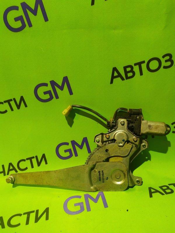 Механизм стеклоподъемника Ford Ranger ES WLAT 2010 задний левый (б/у)