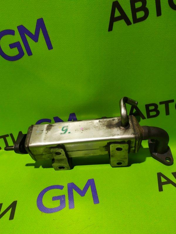 Радиатор отработанных газов Ford Ranger ES WLAT 2010 (б/у)