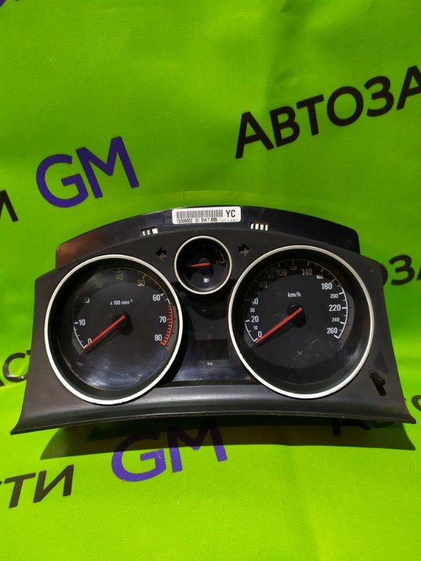 Щиток приборов Opel Zafira B Z18XER 2011 (б/у)