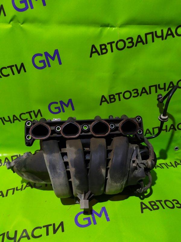 Коллектор впускной Opel Zafira B Z18XER 2011 (б/у)