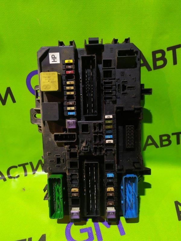 Блок предохранителей Opel Zafira B Z18XER 2011 (б/у)