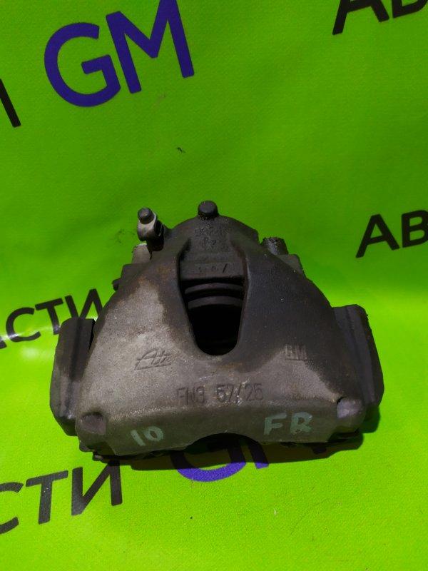 Суппорт Opel Zafira B Z18XER 2011 передний правый (б/у)