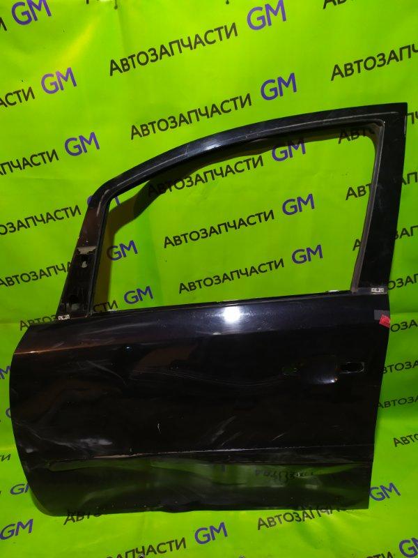 Дверь Opel Zafira B Z18XER 2011 передняя левая (б/у)