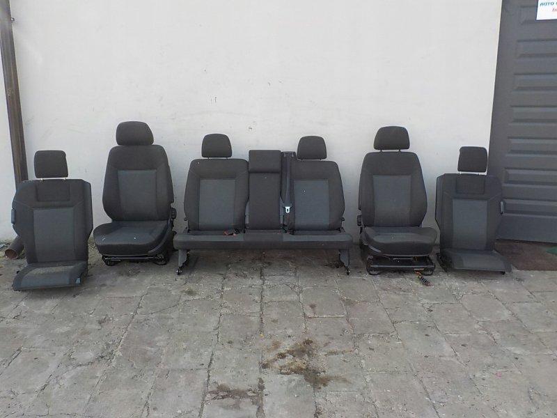 Комплект сидений Opel Zafira B Z18XER 2011 (б/у)