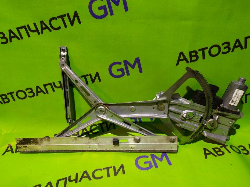 Механизм стеклоподъемника Opel Zafira B Z18XER 2011 передний левый (б/у)