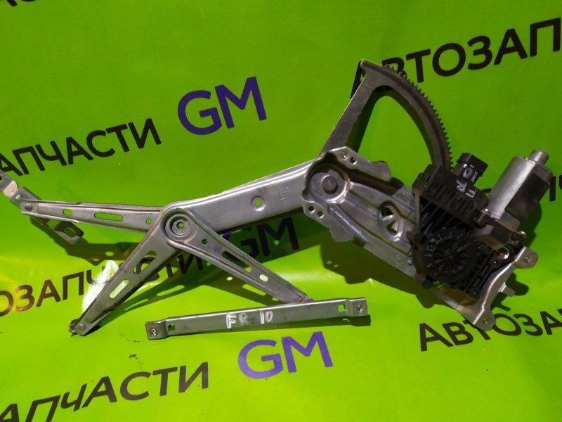 Механизм стеклоподъемника Opel Zafira B Z18XER 2011 передний правый (б/у)