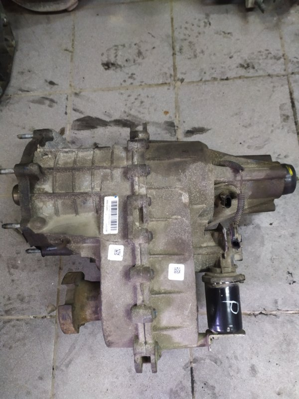 Раздатка Chevrolet Trailblazer 31UX LY7 2012 (б/у)