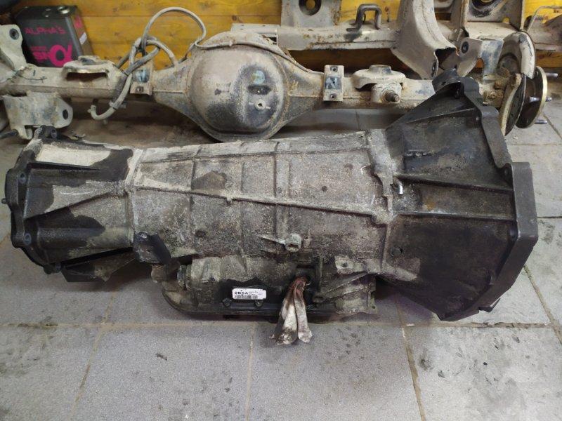 Акпп Chevrolet Trailblazer 31UX LY7 2012 (б/у)