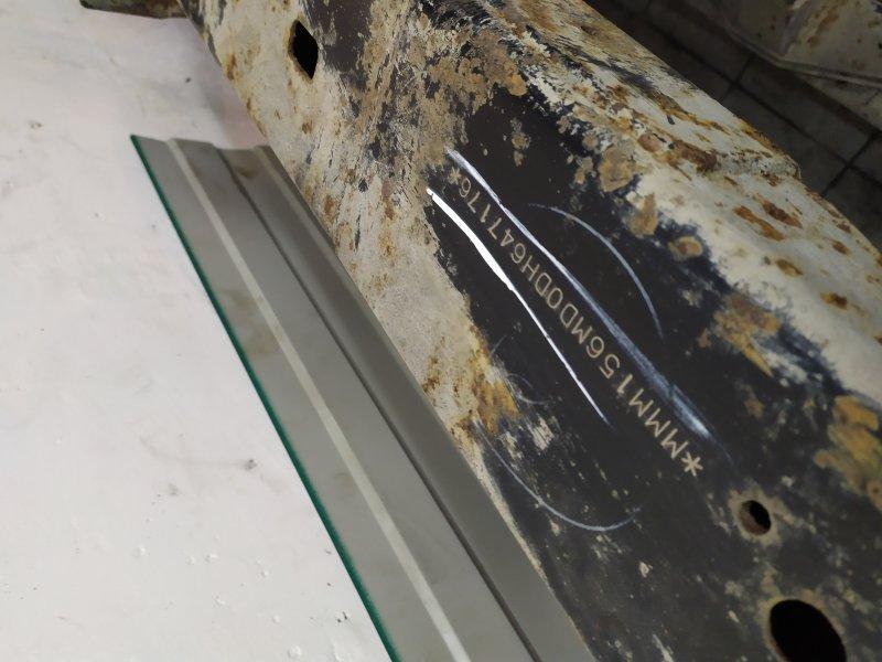 Рама Chevrolet Trailblazer 31UX LY7 2012 (б/у)