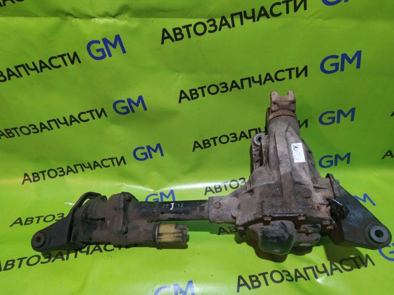 Мост Chevrolet Trailblazer 31UX LY7 2012 передний (б/у)
