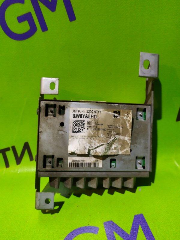 Блок электронный Chevrolet Trailblazer 31UX LY7 2012 (б/у)