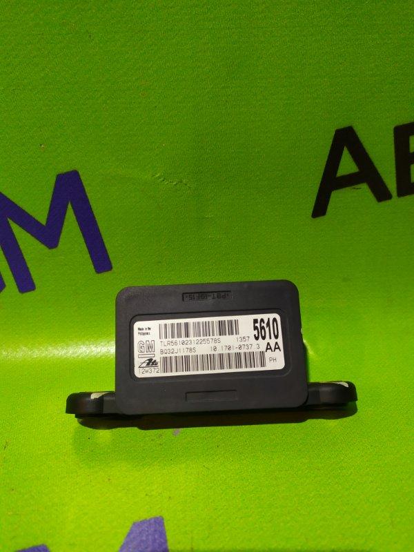 Датчик Chevrolet Trailblazer 31UX LY7 2012 (б/у)