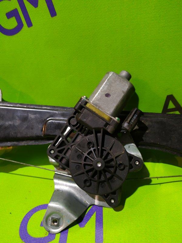 Мотор стеклоподъемника Chevrolet Cobalt T250 L2C 2013 передний правый (б/у)