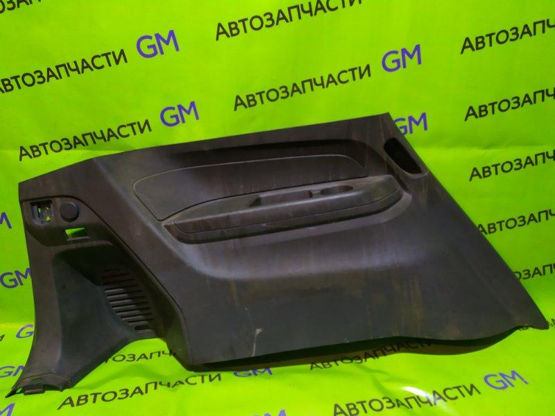 Пластик багажника Chevrolet Trailblazer 31UX LY7 2012 задний левый (б/у)