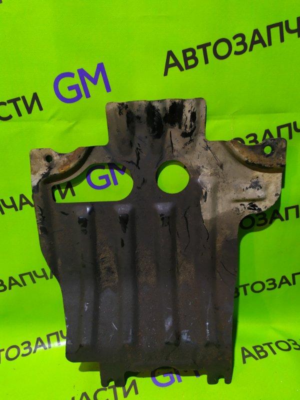 Защита двигателя Chevrolet Trailblazer 31UX LY7 2012 (б/у)