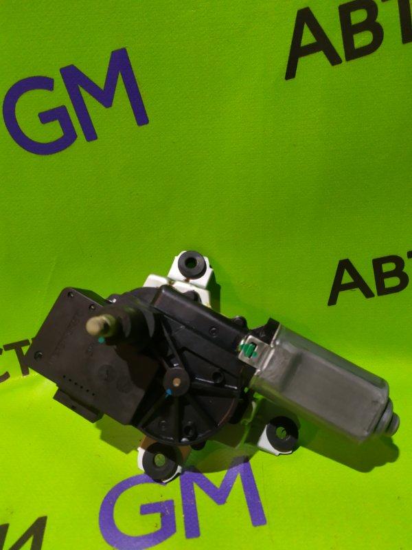 Моторчик стеклоочистителя Chevrolet Captiva C140 LE9 2014 задний (б/у)