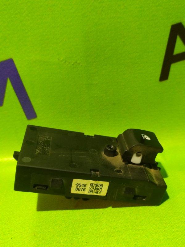 Кнопка стеклоподъемника Chevrolet Aveo T300 F16D4 2013 задняя (б/у)