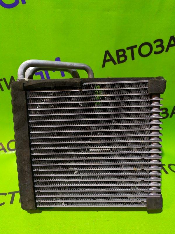 Радиатор кондиционера Chevrolet Aveo T300 F16D4 2013 (б/у)