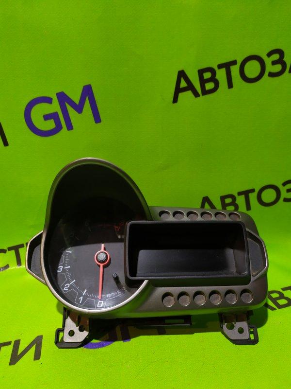 Щиток приборов Chevrolet Aveo T300 F16D4 2013 (б/у)