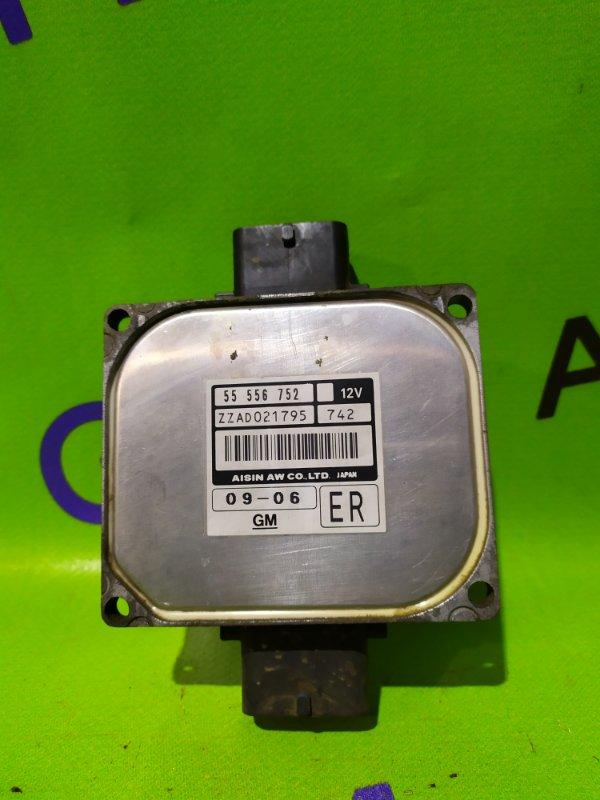 Блок управления акпп Opel Corsa D Z14XEP 2008 (б/у)