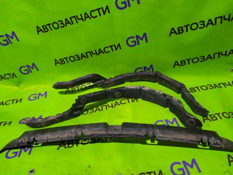 Крепление бампера Opel Astra L69 Z18XER 2008 заднее (б/у)