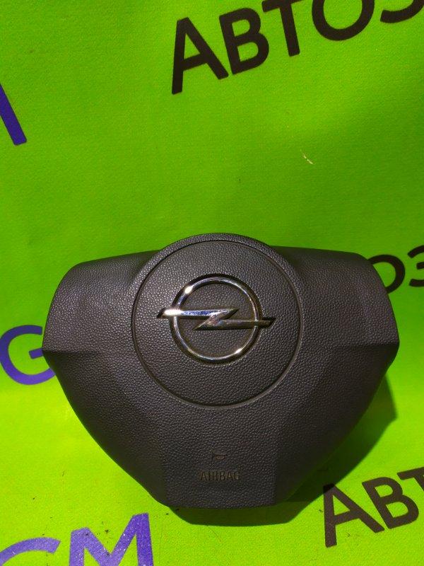 Подушка безопасности Opel Astra L69 Z18XER 2008 передняя левая (б/у)