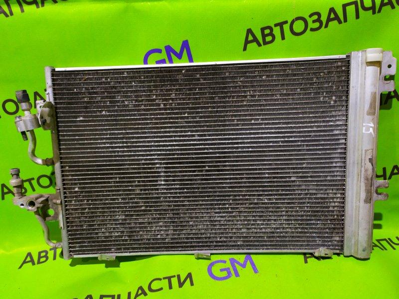 Радиатор кондиционера Opel Astra L69 Z18XER 2008 (б/у)
