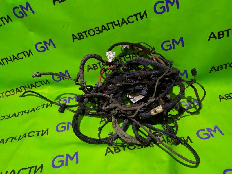 Проводка (коса) двигателя Opel Astra L69 Z18XER 2008 (б/у)