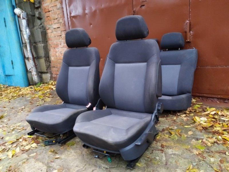 Комплект сидений Opel Astra L69 Z18XER 2008 (б/у)