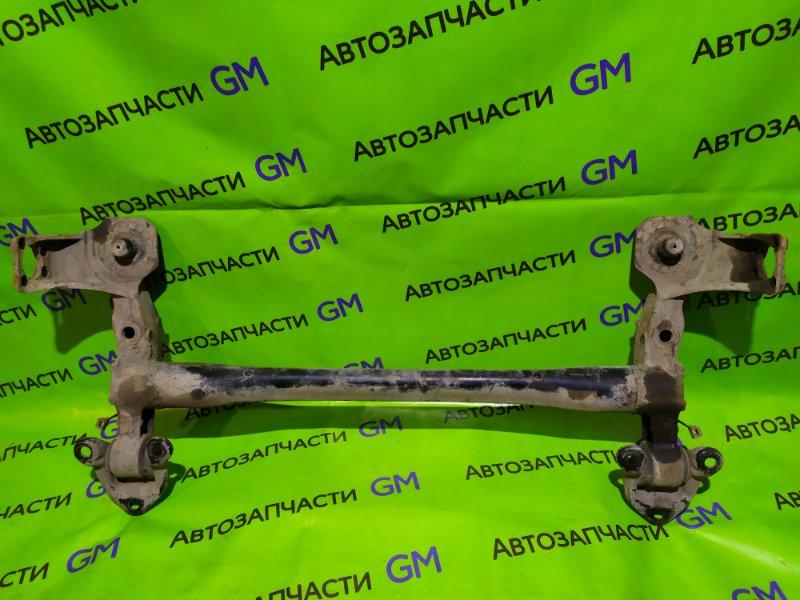 Балка подвески Opel Astra L69 Z18XER 2008 задняя (б/у)