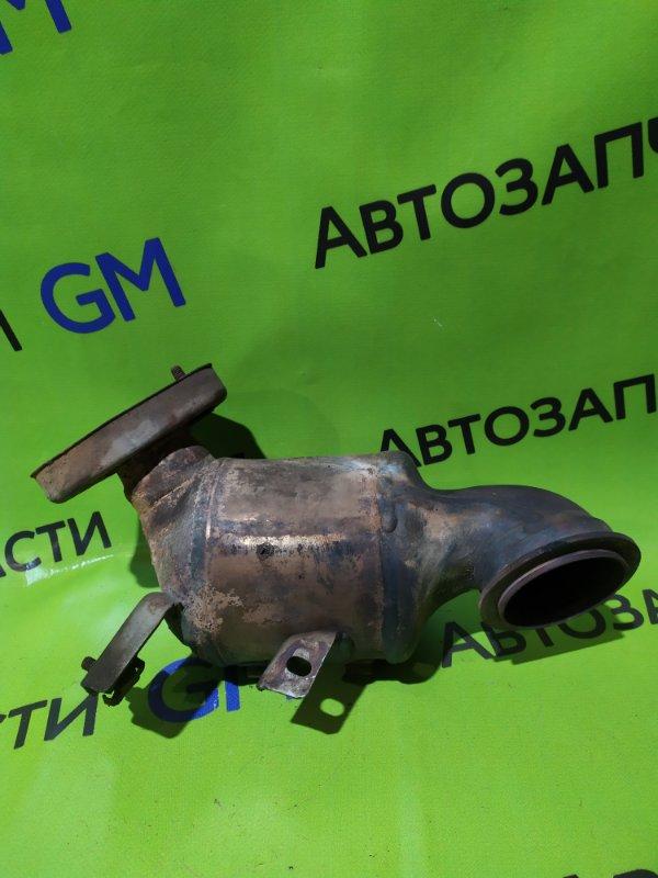 Катализатор Opel Astra J Gtc P10 A14NET 2012 (б/у)