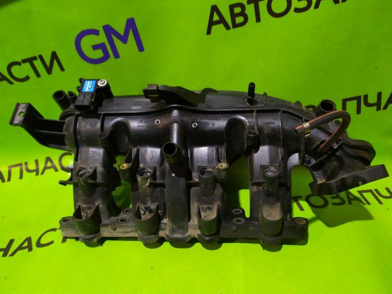 Коллектор впускной Opel Astra J Gtc P10 A14NET 2012 (б/у)