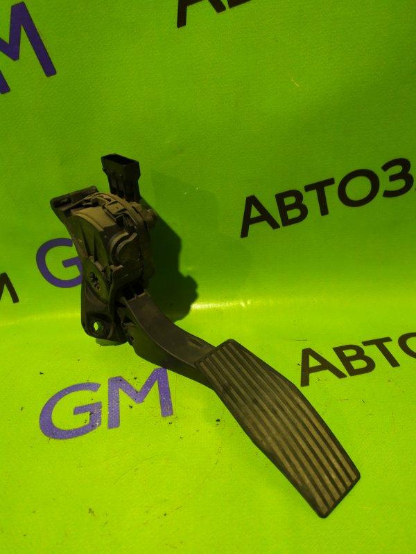 Педаль газа Opel Astra J Gtc P10 A14NET 2012 (б/у)