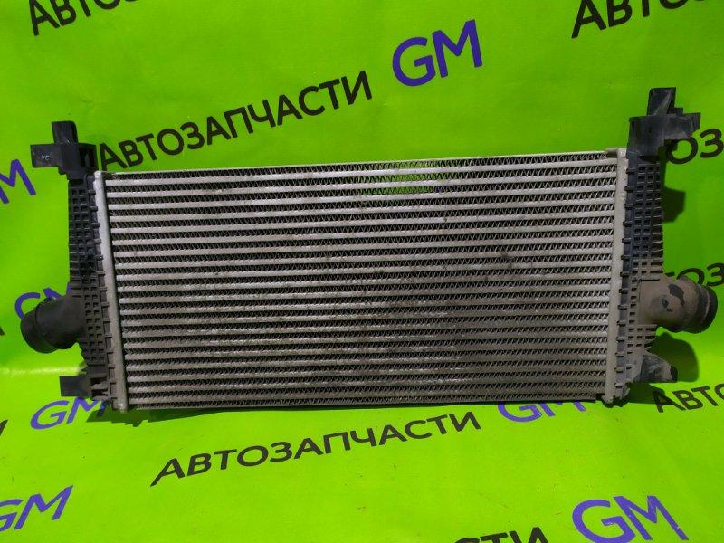 Интеркулер Opel Astra J Gtc P10 A14NET 2012 (б/у)