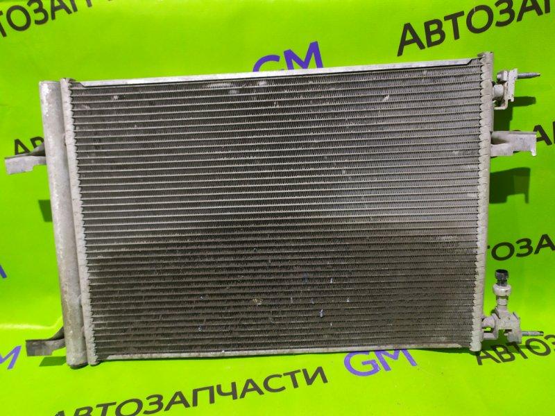 Радиатор кондиционера Opel Astra J Gtc P10 A14NET 2012 (б/у)