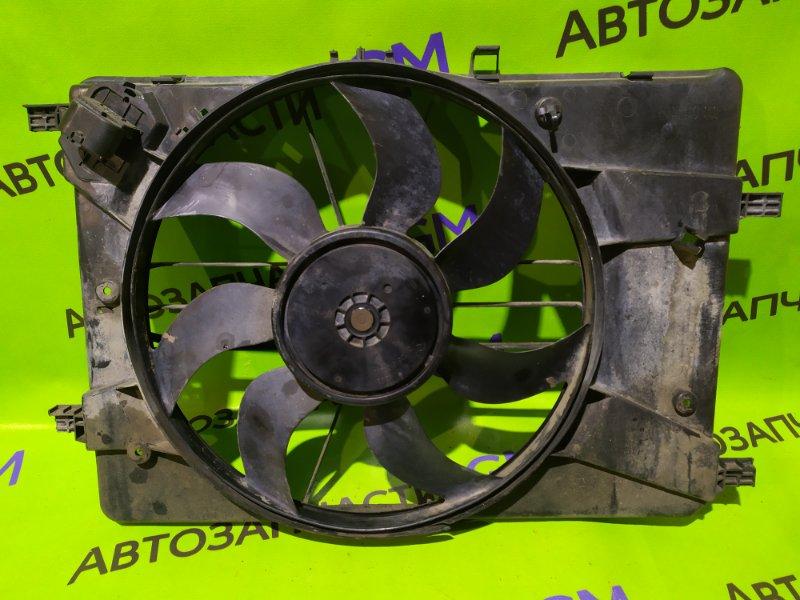 Вентилятор радиатора Opel Astra J Gtc P10 A14NET 2012 (б/у)