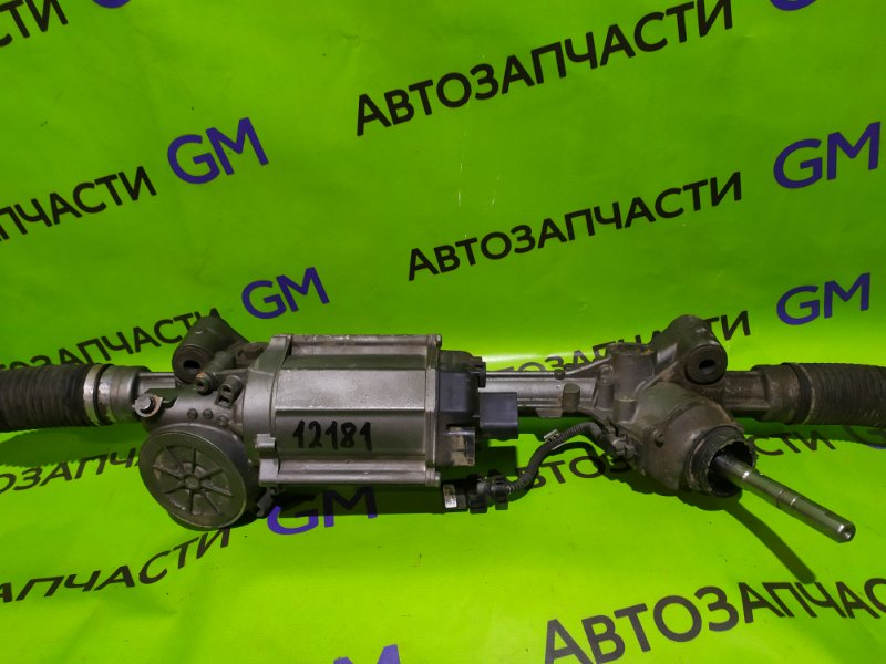 Рулевая рейка Opel Astra J Gtc P10 A14NET 2012 (б/у)