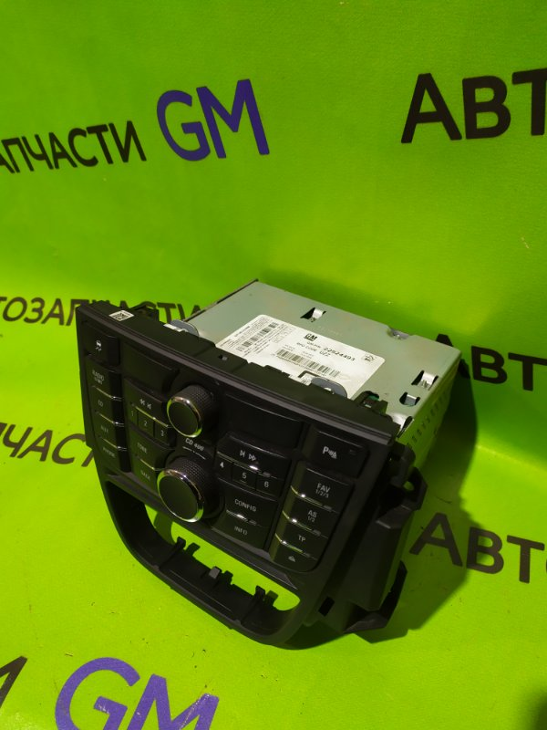 Магнитола Opel Astra J Gtc P10 A14NET 2012 (б/у)