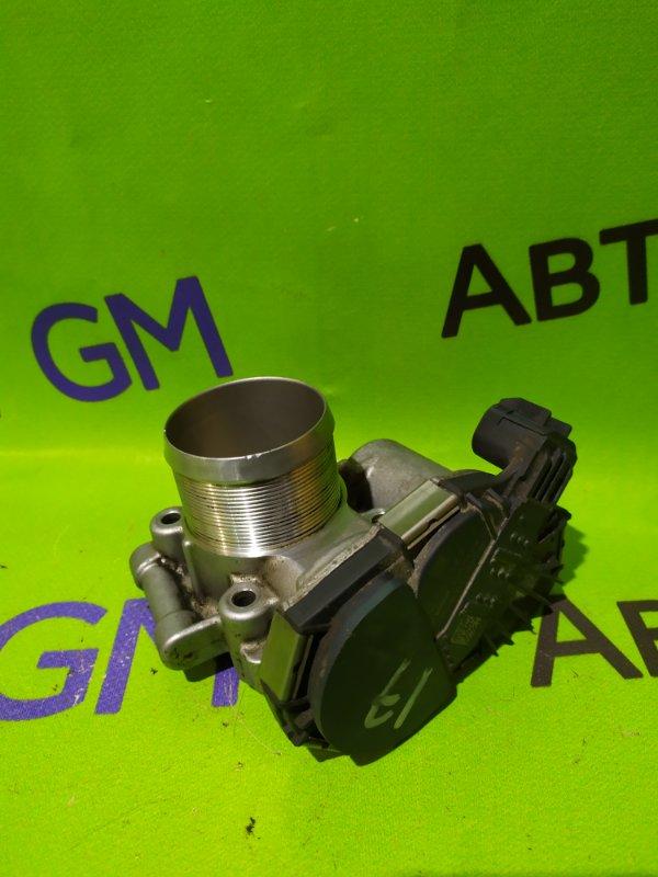 Дросельная заслонка Opel Astra J Gtc P10 A14NET 2012 (б/у)
